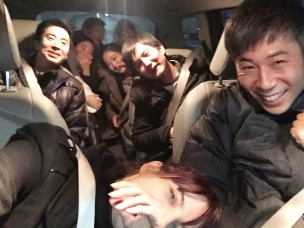 Korean crew