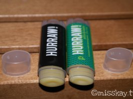 Hurraw! Balm Pitta Lip Balm, Coconut Mint Lemongrass und Night Treatment