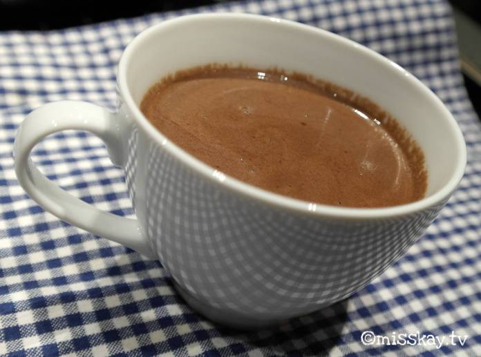 Paleo Heiße Schokolade