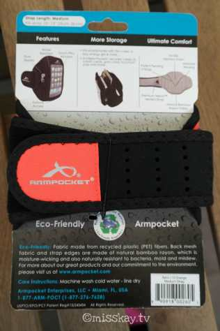ARMPOCKET Review