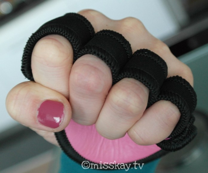 Gym Paws Pink