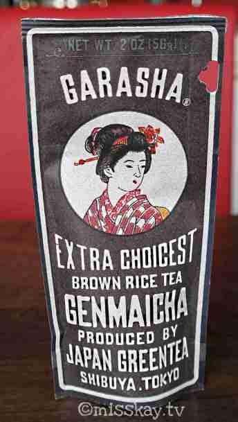 Garasha Genmaicha