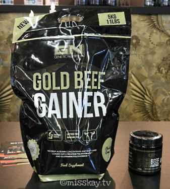 Beef Gainer von GN Laboratories