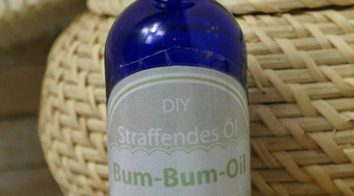DIY Hautstraffendes Körperöl