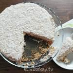 Coconut Cream Pie (Paleo AIP)