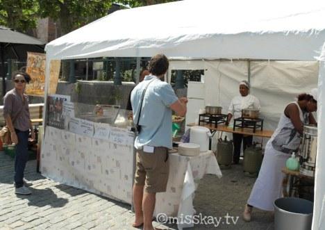 BE! Street Food Market Mainz