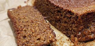 Honigkuchen für Rosh ha-Schanah (Paleo/Vegan)