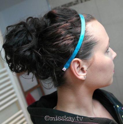 Anti-Rutsch Haarband von Ivybands