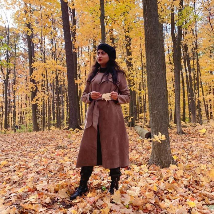 Fall season outfit