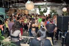 DAYBREAKER 6 a.m. dance party, DTLA