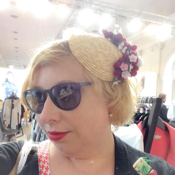Bedrlin Berlin Raspberry Hat