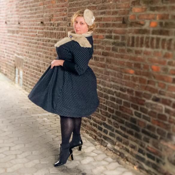 Miss Kittenheel vintage plus size style volume