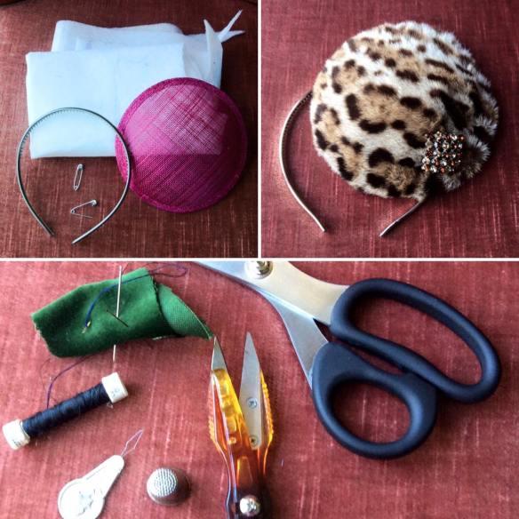 Miss Kittenheel vintage plussize stgyle Studio Untold DIYyourCLoset Leopard Love