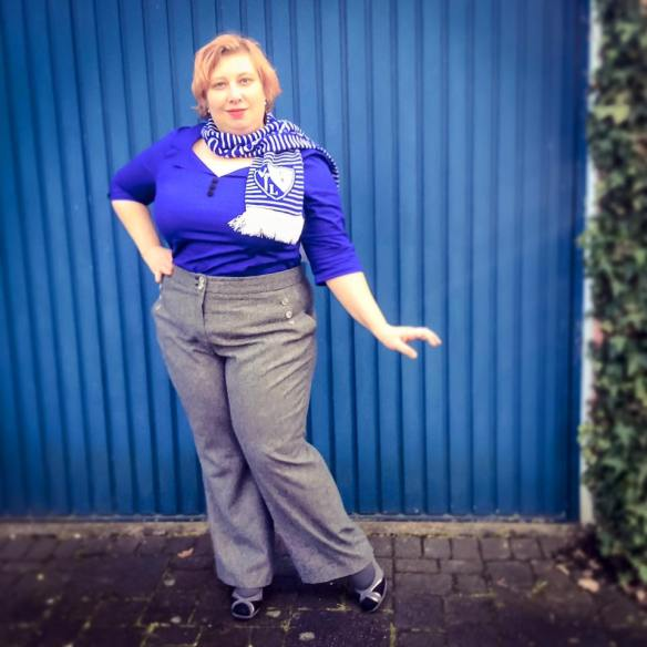 misskittenheel vintage curvy plussize studiountold vfl bochum marlene tweed trousers 03