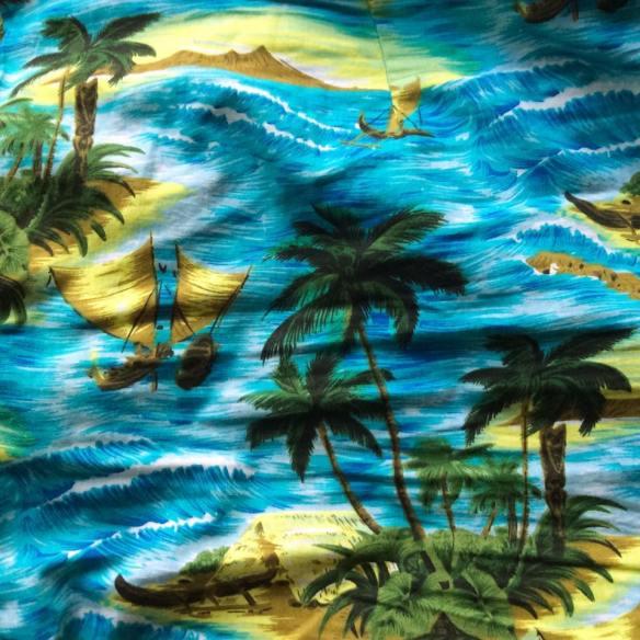 misskittenheel frenchcurves pool side lindybop hawaii playsuit 02