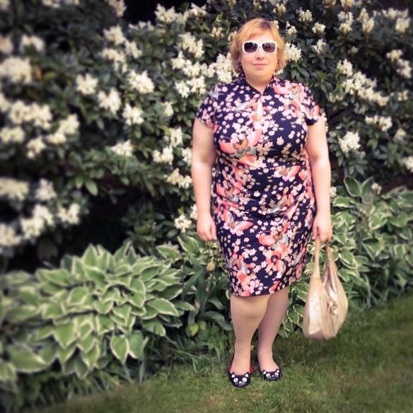 misskittenheel vintage plussize sheego annascholz kimono dress 01