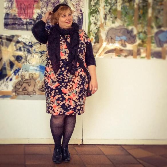 misskittenheel vintage plussize sheego annascholz kimono dress 07