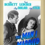 The Man I Married (1940)