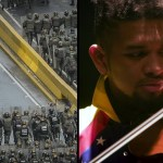 Wuilly Arteaga: Fighting For Freedom With A Violin