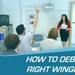 How To Debate Right-Wingers