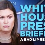 Sarah Huckabee Sanders' Bad Lip Reading Scores 4 Million Views