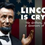 lincoln is crying