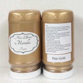 Metallic Paint - Pale Gold