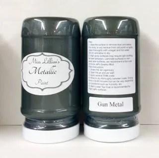 Metallic Paint - Gun Metal