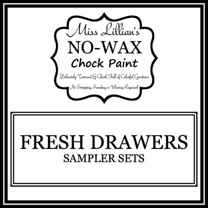 Miss Lillians Fresh Drawers Samplers