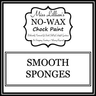 Smooth Sponge