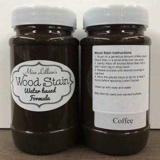 Wood Stain - Coffee