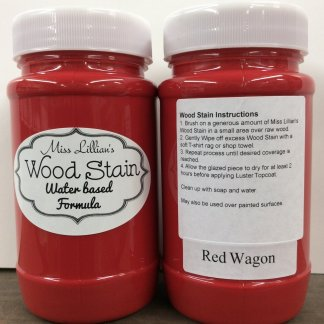 Wood Stain - Red Wagon
