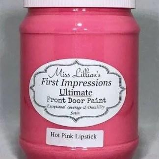 Front Door Paint - Hot Pink Lipstick