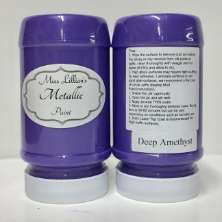 Metallic Paint - Deep Amethyst