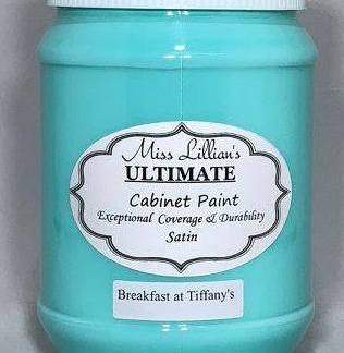 Ultimate Cabinet - Breakfast at Tiffany's