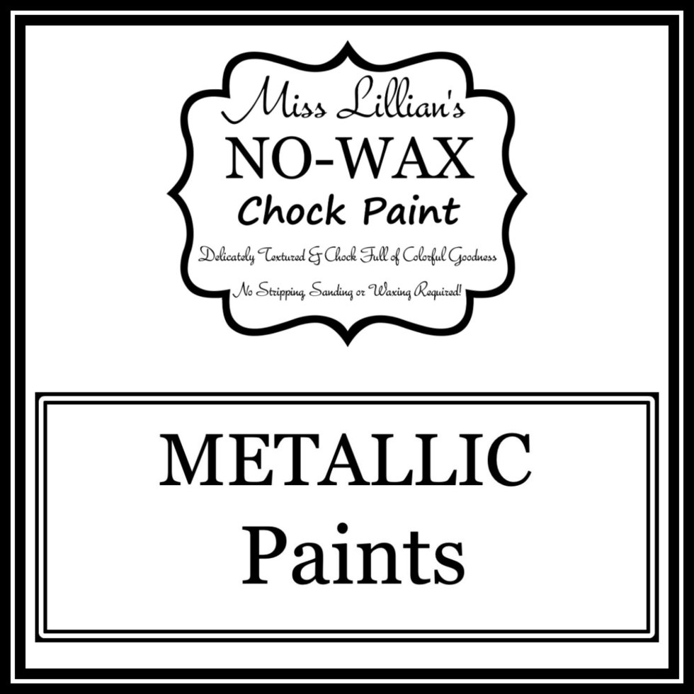 Metallic Paints Cover