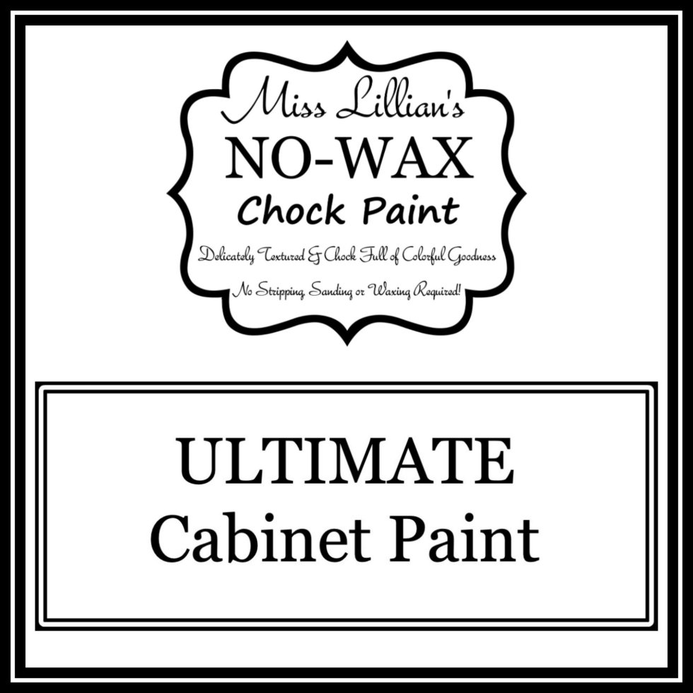 Ultimate Cabinet Paint