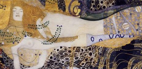 gustav-klimt-serpents-deau-i-1904-1907-osterreichische-galerie-belvedere-vienne