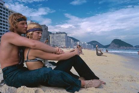 Johnny Hallyday and Sylvie Vartan