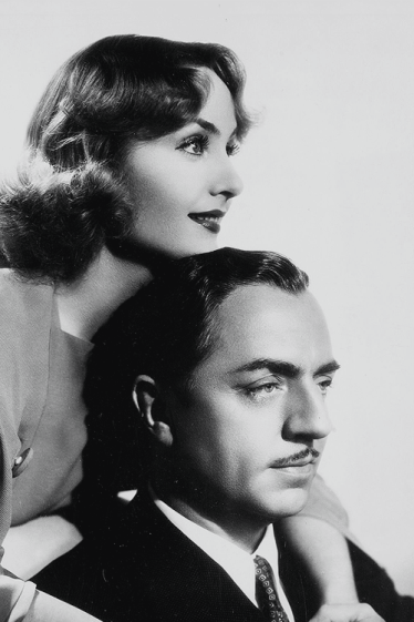 Carole Lombard and William Powell, My Man Godfrey (1936)