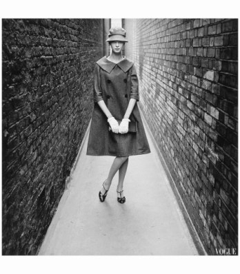 nena-von-schlebrugge-vogue-in-1958-london-wearing-items-from-yves-saint-laurant_s-first-collection-for-christian-dior-norman-parkinson
