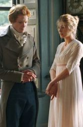 Simon Woods as Mr. Bingley and Rosamund Pike as Jane Bennet