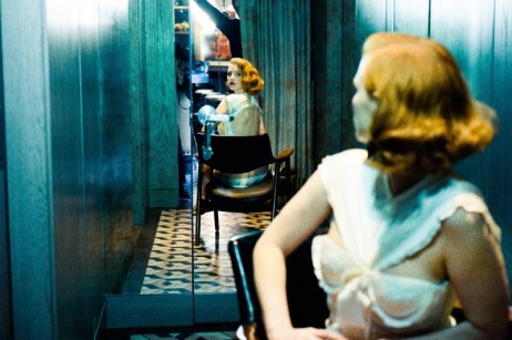 Jessica Chastain by Ioulex for Flaunt