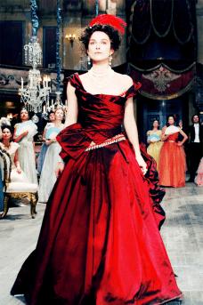 Keira Knightley as Anna Karenina