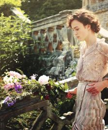 Keira Knightley as Cecilia Tallis
