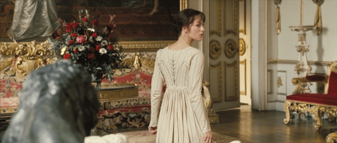 Keira Knightley as Elizabeth Bennet