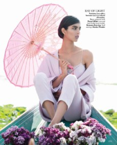 Valley of dolls for Vogue India 2015