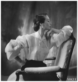 photo-henry-clarke-1951-lanvin