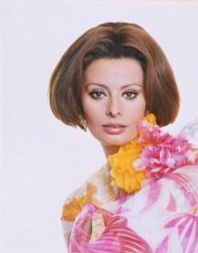 Sophia Lauren in 1972