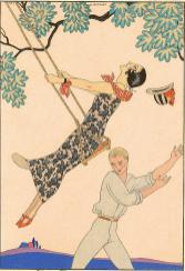 L'escarpolette 1924